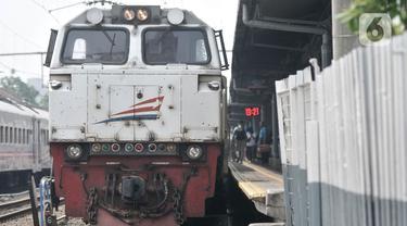 KAI Batalkan 28 Perjalanan Kereta Jarak Jauh