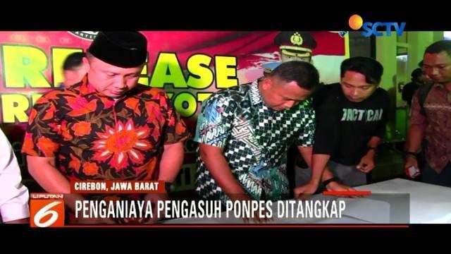 Penganiaya Kiai Umar Basyri, Pimpinan Ponpes Al-Hidayah Bandung, akhirnya berhasil diamankan. PBNU mengimbau agar warga tidak terprovokasi.