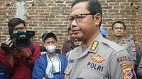 Kabid Humas Polda Jabar Kombes Saptono Erlangga. (Liputan6.com/ Abramena)