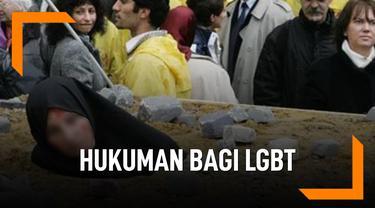 Akan Diterapkan di Brunei, Ini Hukuman Bagi LGBT