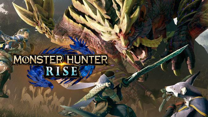 Monster Hunter Rise. (Doc: Nintendo)