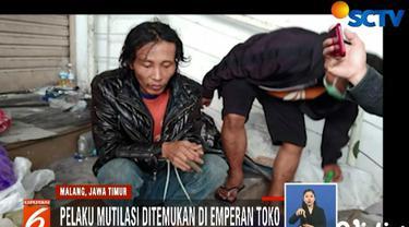 Dalam pemeriksaan di lokasi, Sugeng mengakui telah melakukan pembunuhan dan mutilasi.