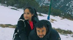 Raffi dan Nagita berlibur ke negeri Kangguru. Semakin hari pasangan ini semakin terlihat mesra. (Liputan6.com/raffinagita1717)