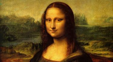 Misteri Senyum Monalisa dan Selingkuh Leonardo da Vinci