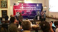 Obrolan Jelang Berbuka: Populisme Agama Dalam Demokrasi Elektoral 2019.