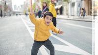 Potret Kocak Rafathar Saat Keliling Dunia (sumber: instagram/raffinagita1717)