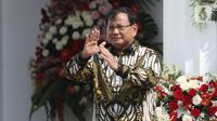 Menhan Prabowo Subianto (Liputan6.com/Angga Yuniar)
