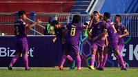 Meski Persik terus melejit, pelatih Budihardjo Thalib akan merombak pemain. (Bola.com/Gatot Susetyo)
