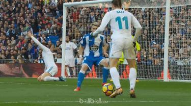 Real Madrid meraih kemenangan perdana mereka di La Liga sejak awal Desember lalu mengalahkan Deportivo La Coruna dengan skor telak 7-1.