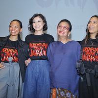 Preskon film Perempuan Tanah Jahanam (Nurwahyunan/Fimela.com)