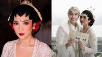 7 Momen Prosesi Pernikahan Isyana Sarasvati, Dari Lamaran Hingga Resepsi (sumber: Instagram.com/thebridestory)