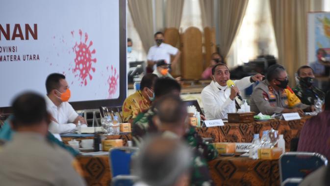 Gubernur Edy Belum Izinkan Siswa Sumut ke Sekolah di Masa Transisi New Normal