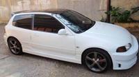 Honda Civic Estilo. (Otosia)