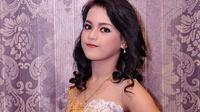 Putri Isnari, peserta D Academy 4 audisi Makassar (Instagram)