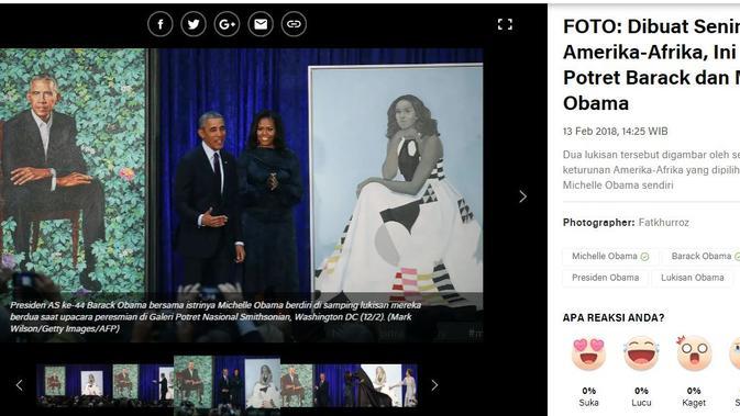[Cek Fakta] Barack Obama Mengakui Prabowo Subianto Sebagai Presiden Indonesia?