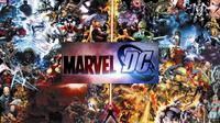DC Entertaiment dan Marvel sama-sama menciptakan karakter superhero dari komik yang mereka terbitkan. Foto: via batman-news.com