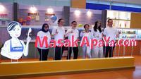 Situs memasak www.masakapaya.com dirancang dengan berbagai fitur yang mudah digunakan dan telah sesuai dengan kebutuhan konsumen.