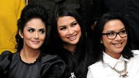Krisdayanti Bersama Titi DJ dan Ruth Sahanaya