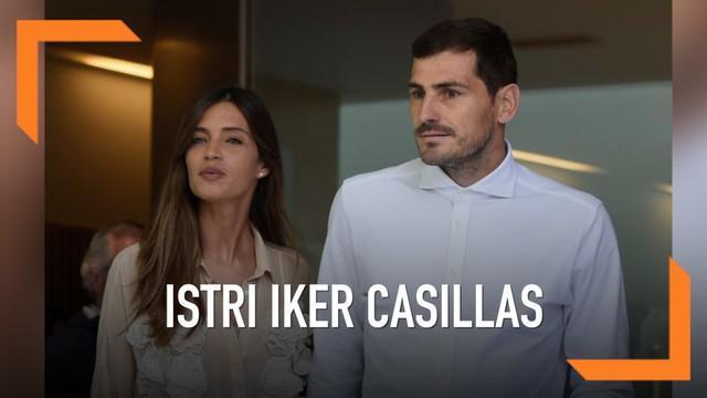 Sara Carbonero, yang merupakan istri dari Iker Casillas mengumumkan di media sosialnya jika dirinya terkena kanker ovarium. Meski begitu, ia berusaha tegar menghadapi penyakit tersebut.