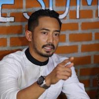 Yama Carlos (Daniel Kampua/bintang.com)