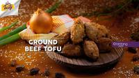 Suka banget sama menu berbahan dasar tahu putih? Resep Ground Beef Tofu dari Bintang Tasty ini pasti pas banget buat kamu. (Foto: Bintang.com/Daniel Kampua, Digital Imaging: Bintang.com/Muhammad Iqbal Nurfajri)
