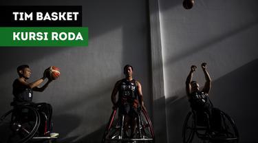 Berita video mengenai timnas basket kursi roda Indonesia secara individual dan secara tim, sudah siap untuk Asian Para Games 2018.