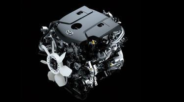 mesin diesel Toyota 2GD-FTV