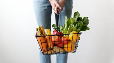 Ilustrasi belanja - groceries