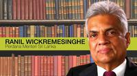 Perdana Menteri Sri Lanka Ranil Wickremesinghe (Reuters)