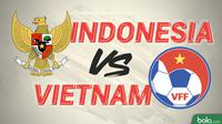 Kualifikasi Piala Dunia 2022: Indonesia vs Vietnam. (Bola.com/Dody Iryawan)