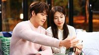 Awal mula adanya hubungan cinta mereka lantaran Lee Min Ho yang lebih dulu menaruh hati pada wanita cantik itu. Lee Min Ho mengidolakan sosok Suzy dan berusaha untuk bisa berkenalan dan berteman dengannya. (Instagram)