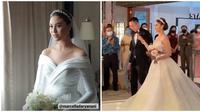 Pernikahan Marcella Daryanani (Sumber: Instagram/juliasposa/anthonyxie_)