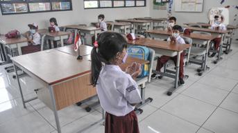 Ini Sebaran Temuan Klaster Covid-19 PTM Terbatas pada Sekolah di Indonesia