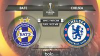 Liga Europa 2018 BATE Borisov Vs Chelsea (Bola.com/Adreanus Titus)