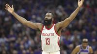 James Harden Bantu Rockets Kalahkan Kings (AP)