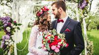 Ilustrasi pernikahan (iStockphoto/orest86)