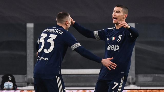 FOTO: Juventus Taklukkan Sassuolo 3-1