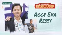 Wawancara Eksklusif - Aggy Eka Ressy (Bola.com/Adreanus Titus)