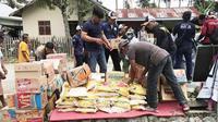 Motor Besar Club Indonesia (MBCI) tergerak untuk membantu korban bencana alam gempa bumi yang menimpa wilayah Donggala dan Palu, Sulawesi Tengah. (ist)