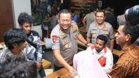 Kapolda Jawa Timur (Jatim), Irjen Pol Luki Hermawan (Foto:Liputan6.com/Dian Kurniawan)