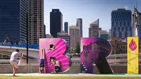 Brisbane Sign (Sumber: Tourism and Events Queensland)