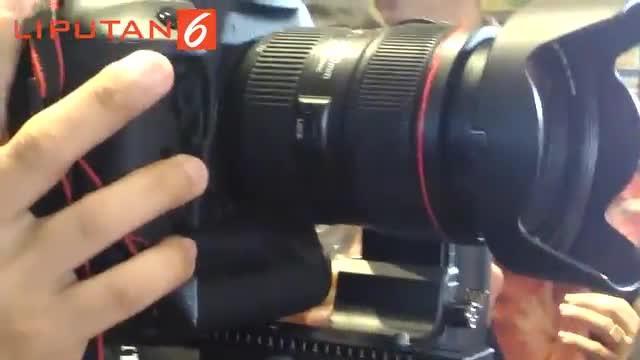 Canon melalui pt. Datascrip sebagai distributor tunggal produk pencitraan digitalnya di Indonesia kembali memperkenalkan generasi terbaru produk andalannya, yakni EOS 1D X Mark II.