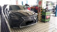 Mobil Lexus bisa servis di Auto2000 (Amal/Liputan6.com)