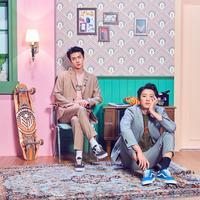 Sehun dan Chanyeol EXO (Foto: Twitter/SMTOWNGLOBAL)