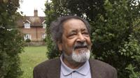 Pemenang Nobel Kesusastraan V.S Naipaul (AP PHOTO)