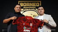 Borneo FC bekerja sama dengan Mr. Cuanisasi. (Istimewa).