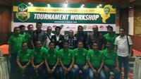 Panpel Piala Gubernur Kaltim tak takut ada ancaman boikot turnamen yang akan dilakukan Asosiasi Pesepak Bola Profesional Indonesia.