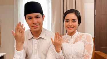 Cita Citata dan Fero Walandow Pamer Cincin Nikah, Ini 3 Faktanya