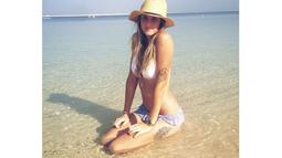 Karolina Pliskova yang memiliki paras rupawan lahir pada tanggal 21 Maret 1992 di Louny, Republik Ceska. (Bola.com/Instagram/Karolinapliskova)