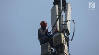 APJII: Trafik Indonesia Internet Exchange Naik 90 Kali Lipat
